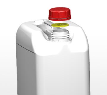 SMFlex cierre hermético de espuma de polietileno con laminado